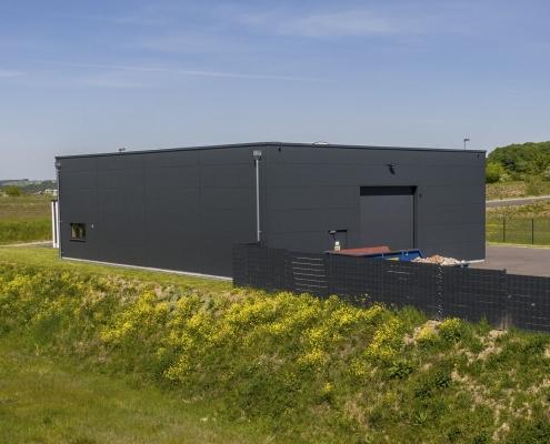 Neubau einer Halle in Irrel
