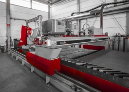Unsere Produktionsanlagen und Maschinen